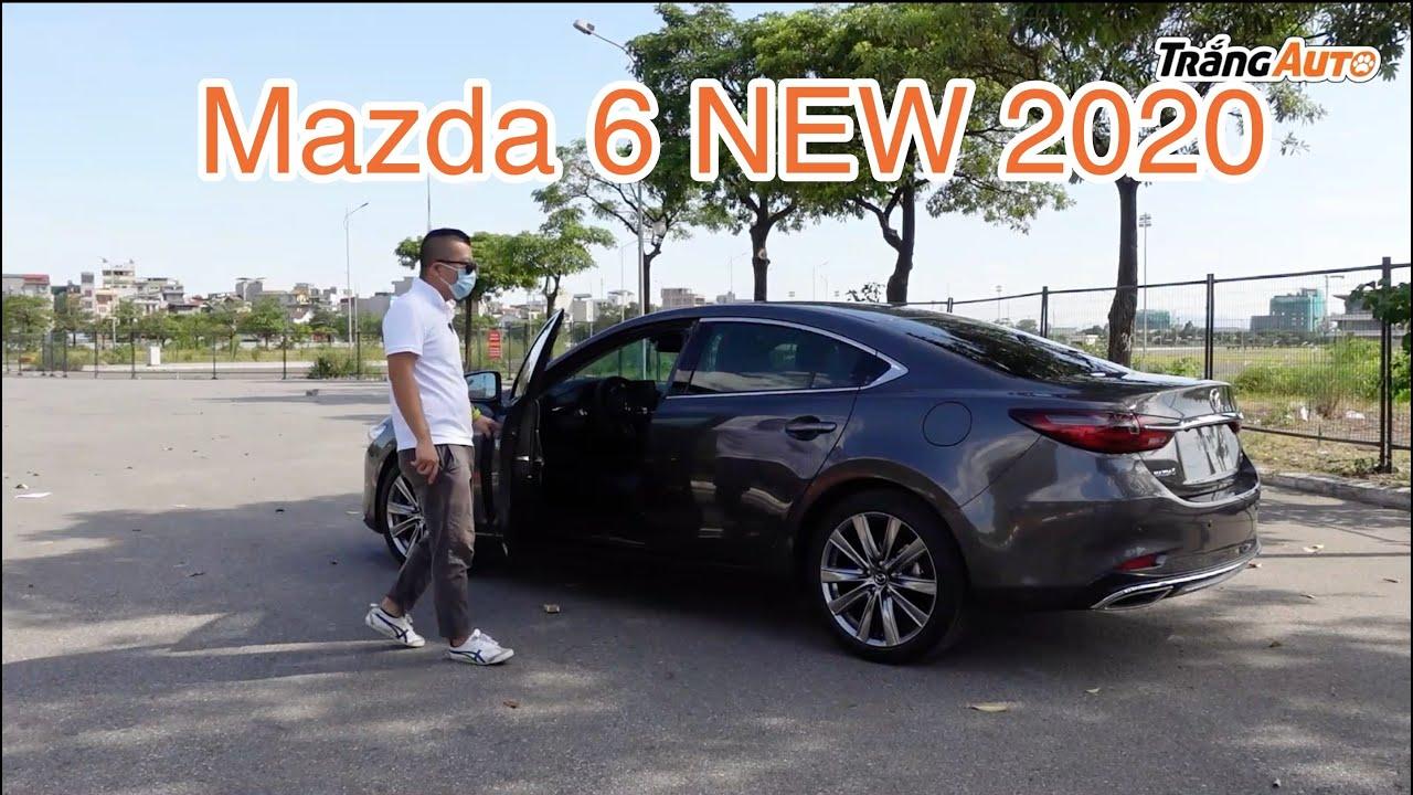 Mazda 6 NEW 2020 2.0 Premium - dở dang nên ít người mua