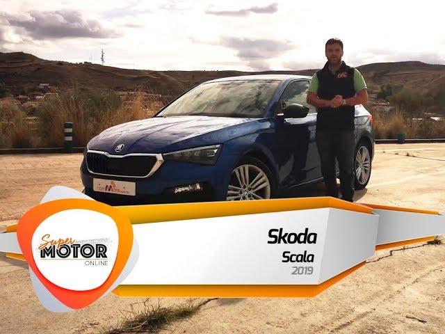 Al volante del Skoda Scala 2019 / Review en Español / Prueba de Coche / Supermotoronline.com