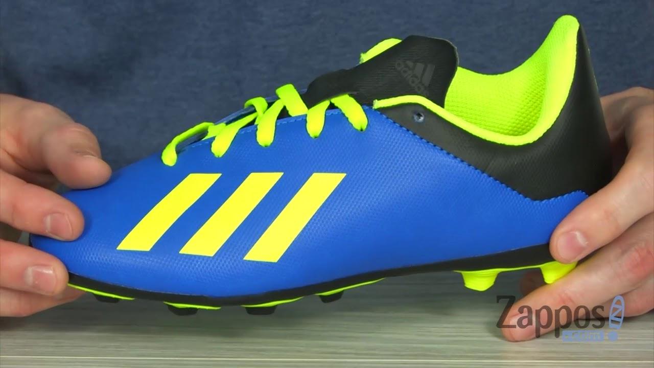 371c422d890f adidas Kids X 18.4 FxG Soccer (Little Kid/Big Kid) SKU: 9044765 ...