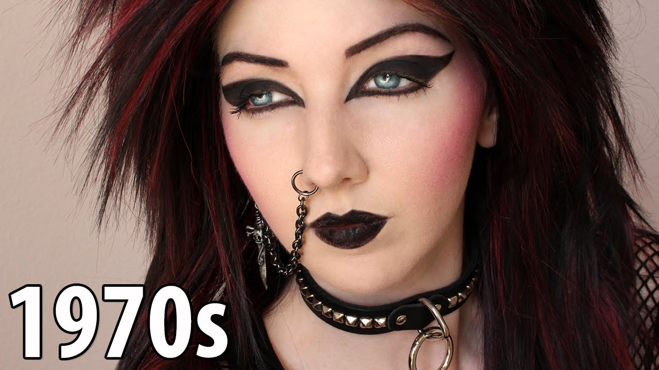historically accurate 1970s punk tutorial youtube