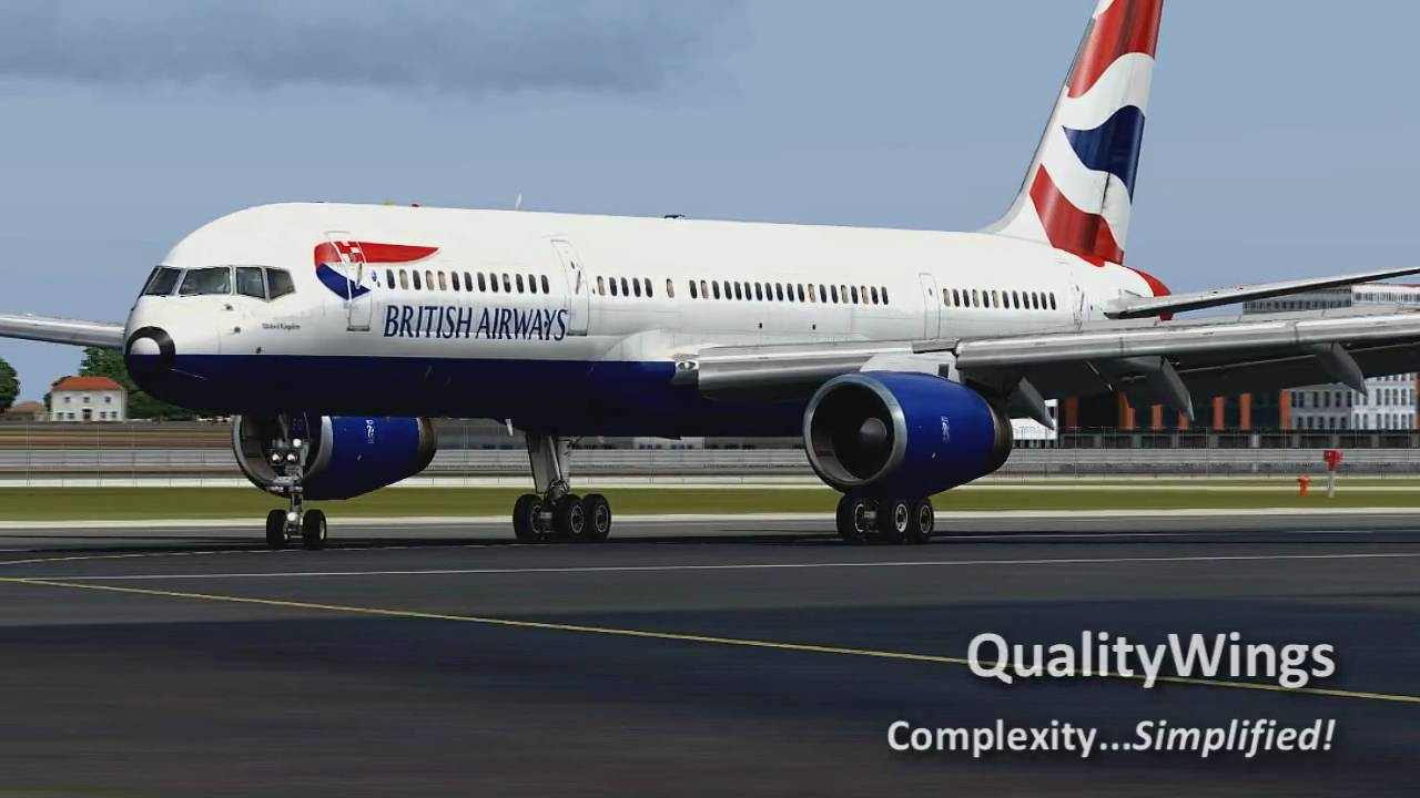 British Airways 757 Fsx Descargas » atotilat cf