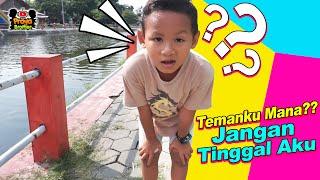 Praya Panik Ditinggal Teman Saat Olahraga | Drama Jam Imoo Z6