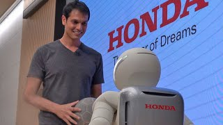 Honda ASIMO: Free Robot Show in Tokyo ★ WAO✦RYU!TV ONLY in JAPAN #21
