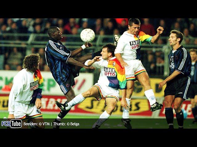 1997-1998 - UEFA-Cup - 05. 8ste Finale - Club Brugge - VfL Bochum 1-0
