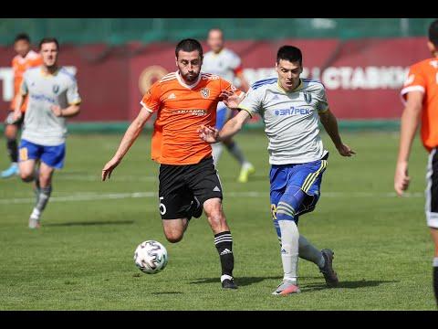 Zhetysu Shakhtar Karagandy Match Highlights