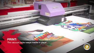 Mimaki Microfactory Workflow: Industrial Product