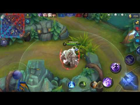 Mobile Legends-Karri best of MM Versi 2
