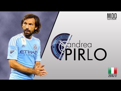 Andrea Pirlo   New York City FC   Goals, Skills, Assists   2016 - HD