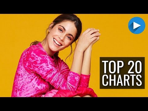 MEINE TOP 20 SINGLE CHARTS | AUGUST 2018