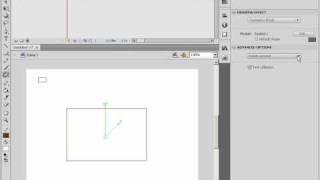 Инструмент Deco Tool в Adobe Flash CS4. Кисть симметрии (15/46)