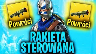The ROCKET LED WILL RETURN to the GAME! Fortnite Poland