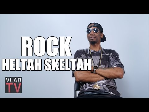 Rock (Heltah Skeltah): Beef with Biggie's Junior Mafia's Street Faction Got Violent (Part 3)