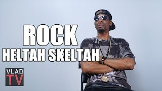 Rock (Heltah Skeltah): Beef with Biggie