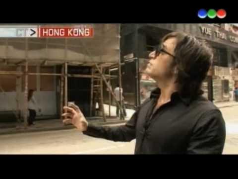 Clase Turista Hong Kong (Telefe) 04/08/2010 Parte 2 Hernan Haded