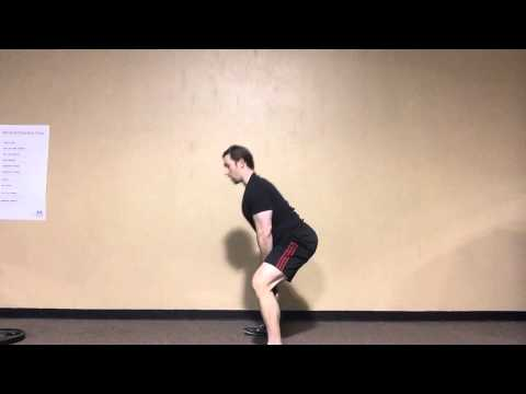 Plate Swings with Dr. Joel Seedman