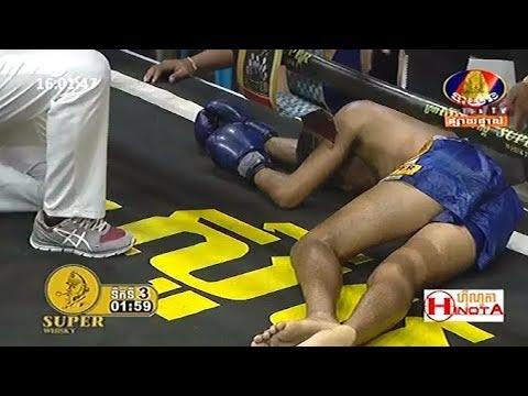 Chor Pov vs Than Bunrong, Khmer Boxing Bayon 21 April 2018