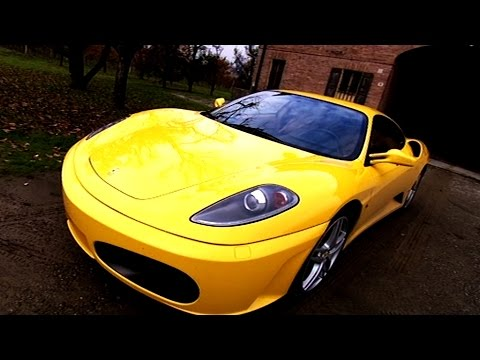 Ferrari F430 Makes It