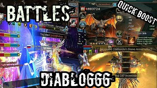 Diablo666 - Battle Gameplay - War Cries - Legacy of Discord 2020