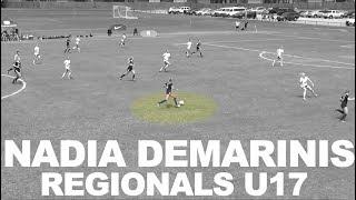 Nadia Game Footage Regionals U17
