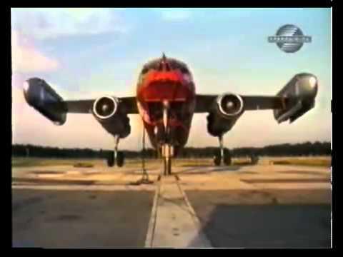 DORNIER DO 31 | World's first jet VTOL transport aircraft