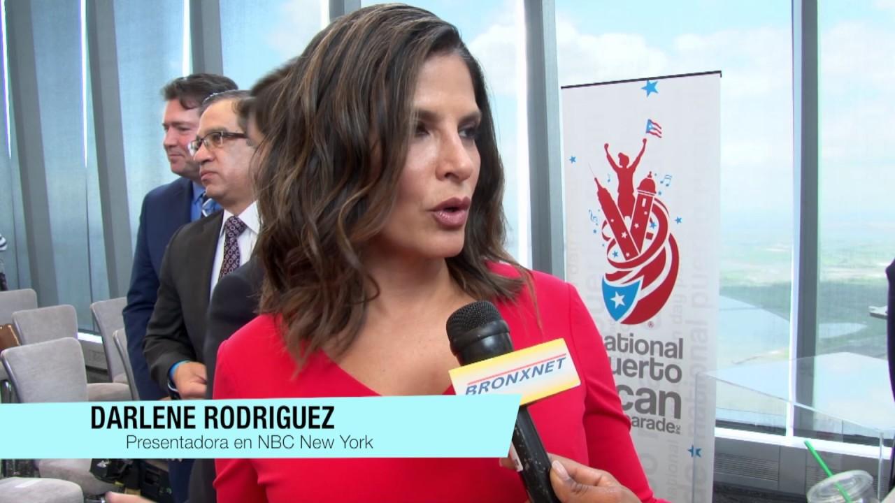 Puerto Rican Parade Press Conference SPANISH