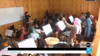Afghanistan  Discover the Ensemble Zohra, the first Afghan female orchestra