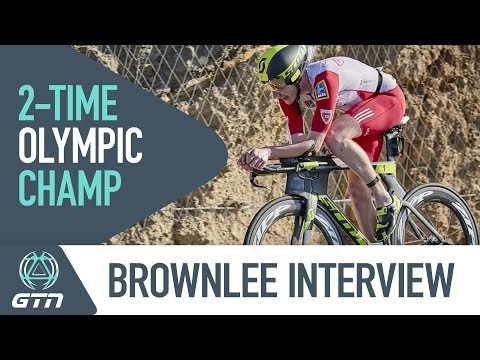 Alistair Brownlee Interview | 2-Time Olympic Triathlon Champion