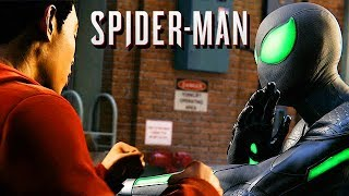 Spiderman Gameplay German PS4 PRO - Miles Vs. Monster Spider-Man