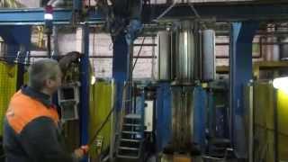 Изготовление баков силовых трансформаторов на МЭТЗ Козлова(, 2014-06-18T14:59:40.000Z)