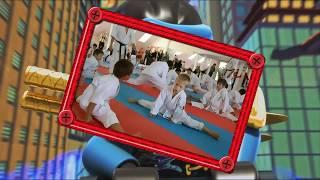 """ДЕТСКИЙ слайд-шоу проект """" Ninjago """"  ProShow Producer"""