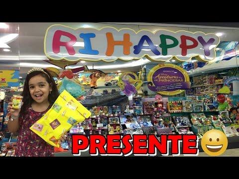 VLOG - DUDA NA RI HAPPY COMPRANDO PRESENTE - #VEDA24