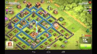 Clash of Clans - Champion Gameplay - road to 3800 - Brasil Style