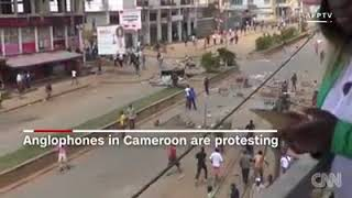 CNN  News on Ambazonian Crisis an the Cameroon Government! Watch & See For Yourself!