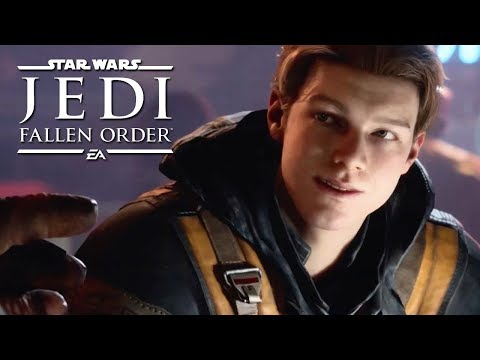 Star Wars Jedi Fallen Order — Official Story Reveal Trailer