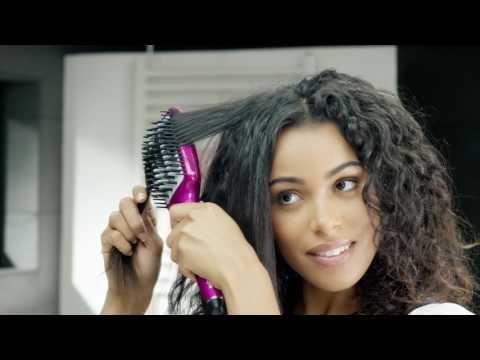 Spazzola Lisciante Capelli Digital Hair Straightener Brush