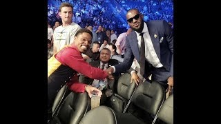 LeBron James Was Very Disrespectful Towards Robert Garcia  EsNews Boxing