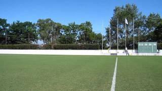 保土ヶ谷公園サッカー場