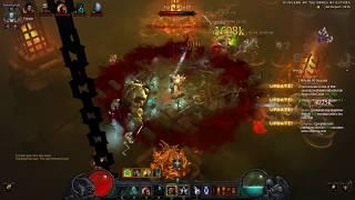 Diablo 3 Necromancer - Mastering The Bones of Rathma Set Dungeon