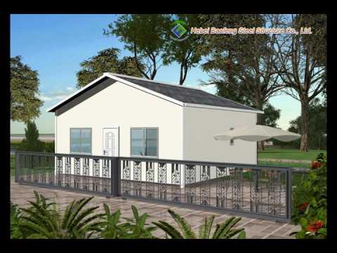 Prefabricated living room manufacturer