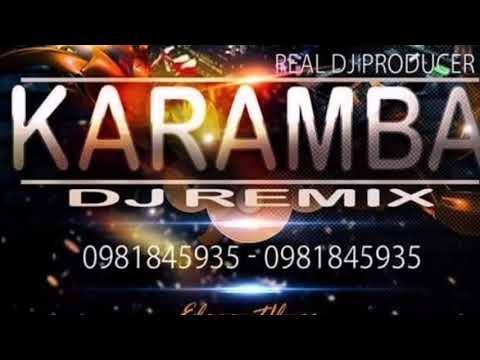DJ KARAMBA EN LA MEGA ESTACION