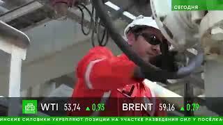 Смотреть видео НТВ, Цена нефти в 50 долларов за баррель   справедливая онлайн