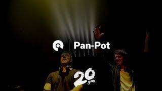 Pan-Pot @ Awakenings 20 (BE-AT.TV)