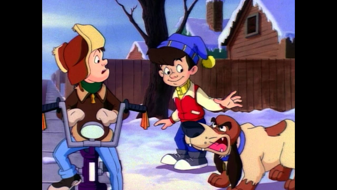 Adventures In Odyssey Electric Christmas Clip Youtube