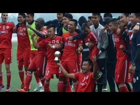 Aizawl FC becomes first North-East club to win I-League 2016-17