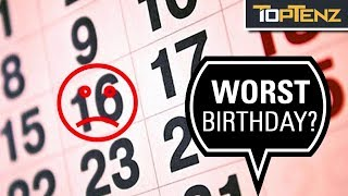 Top 10 Depressing Facts About Popular Days of the Year