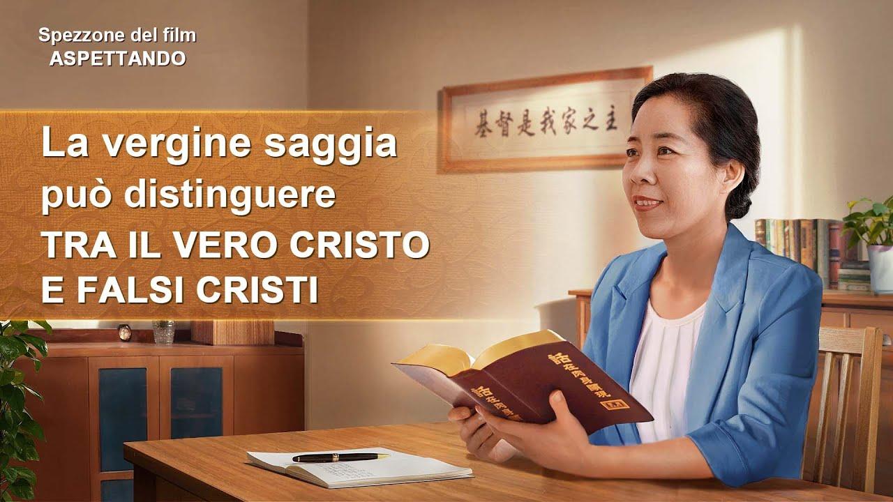 Aspettando il filmato – La vergine saggia può distinguere tra il vero Cristo e falsi cristi