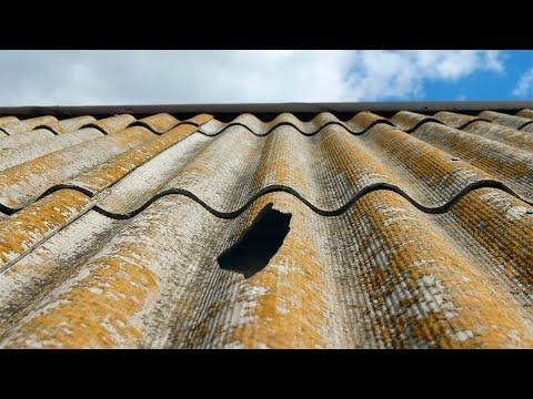 Ремонт крыши из шифера своими руками
