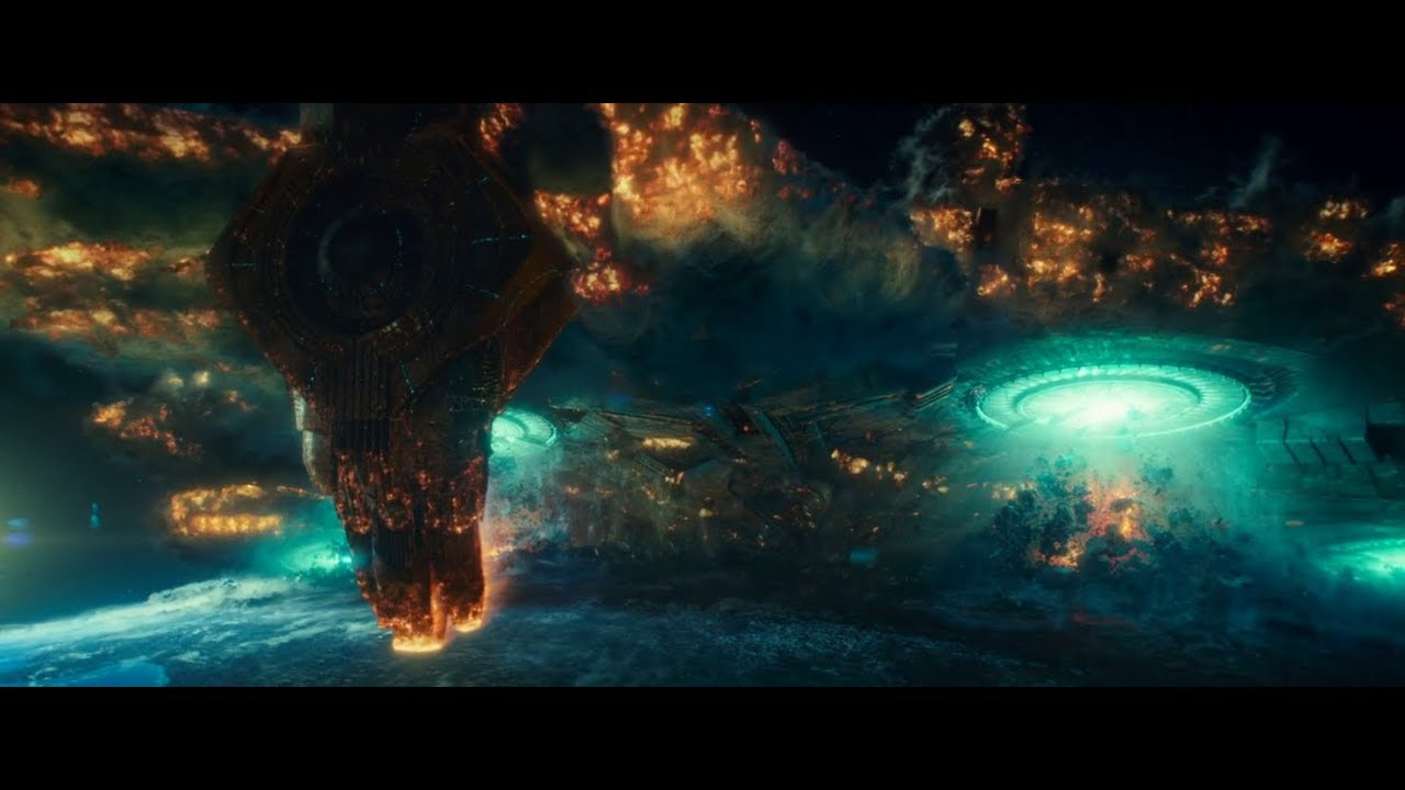 Download Most creative movie scenes from Independence Day Resurgence (2016)