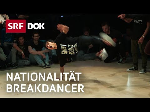 "Ghost Rockz (""Nationalität: Breakdancer"")"