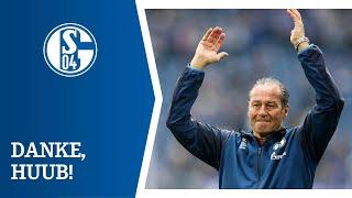 Danke für alles, Huub Stevens | FC Schalke 04